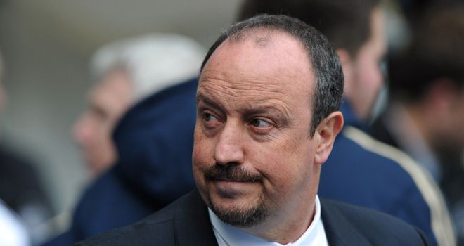 Rafa Benitez: His Premier League rivals have sympathy for his plight
