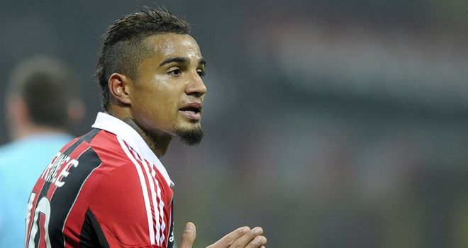 Kevin-Prince Boateng: Set for Blatter meeting