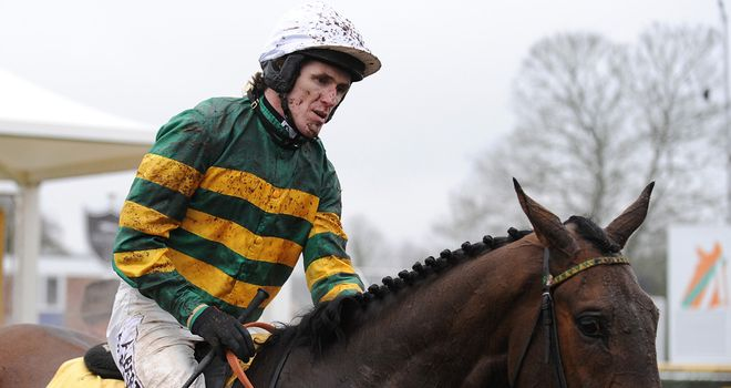 A P McCoy: Will ride My Tent Or Yours