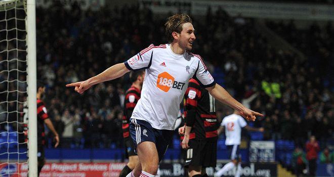 Craig Dawson: Celebrates winner against Peterborough