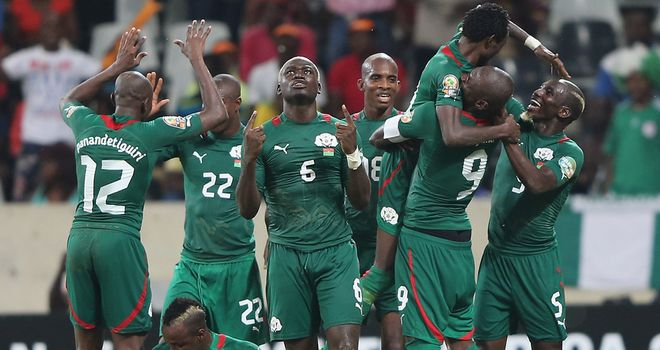 Burkina Faso: Eyeing upset win in semi-finals