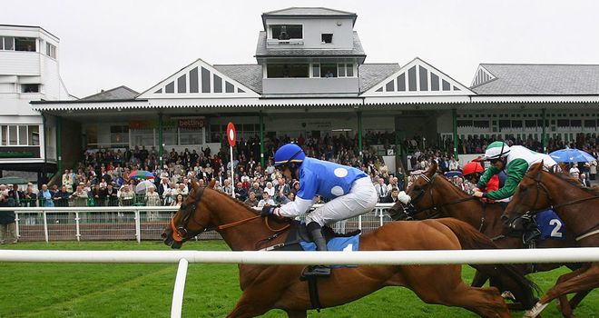 Catterick goes ahead as planned