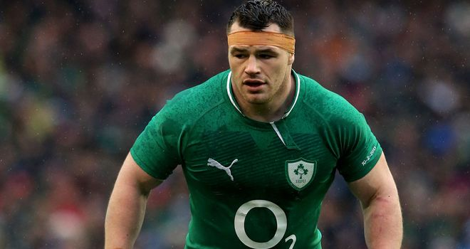Cian Healy: Free to face France in Six Nations