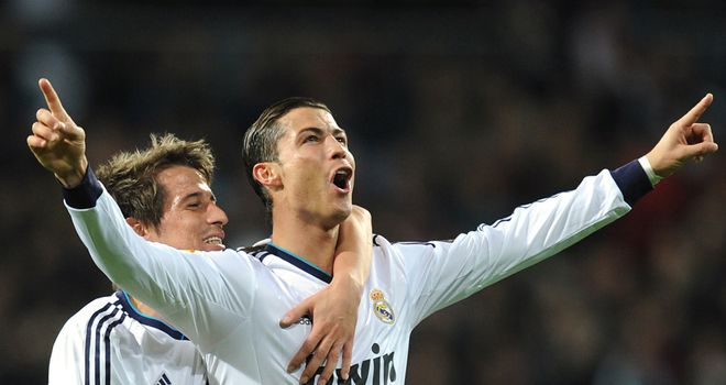 Cristiano Ronaldo scored his fifth hat-trick of the season at the weekend against Sevilla