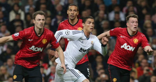 Phil Jones impressed at the Bernabeu but Cristiano Ronaldo remains United&#39;s biggest headache