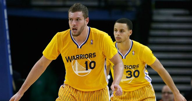 David Lee: Scored 25 points and grabbed 22 rebounds for the Warriors