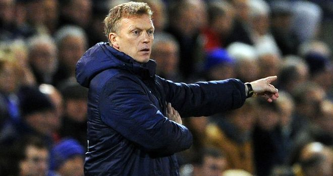 David Moyes: 11 years at Goodison Park