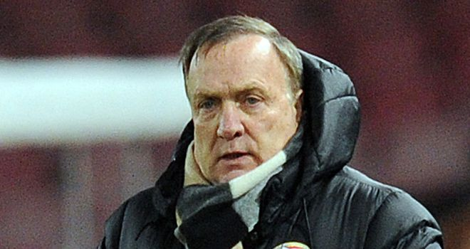 Dick Advocaat: Preparing for PSV's trip to Heerenveen