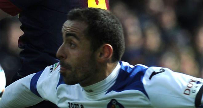 Diego Castro: Netted for Getafe