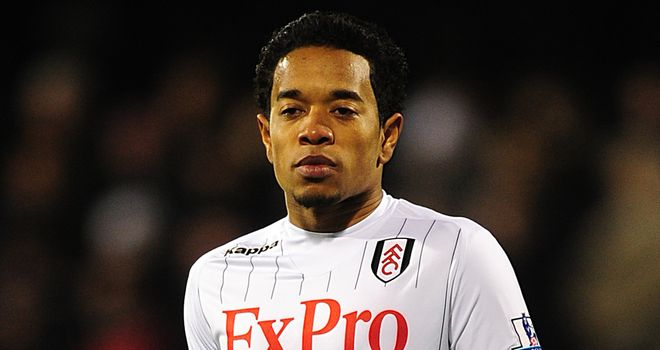 Urby Emanuelson: Joined Fulham on loan from AC Milan in January