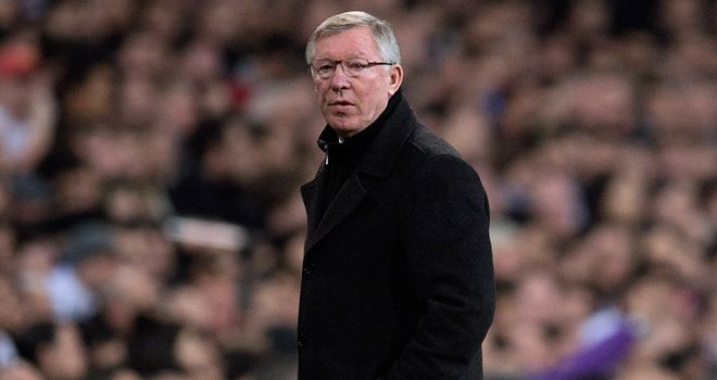 United boss Sir Alex Ferguson has paid tribute to Harry Redknapp