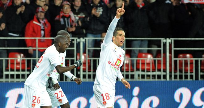 Brest record their first win in five games