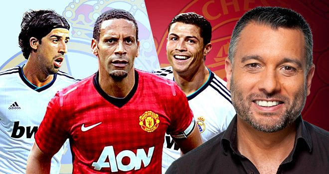 Would Sami Khedira and Ferdinand get a slot in your Real Madrid/Manchester United dream team?