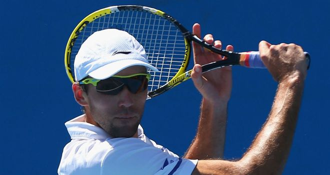 Ivo Karlovic: Came through serve-dominated clash with Grigor Dimitrov