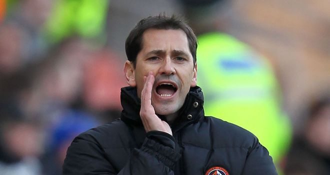 Jackie McNamara: Wanted clean sheet