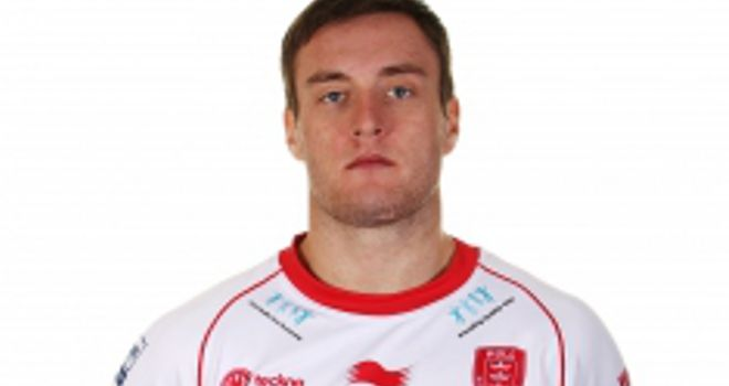 James Green: Signed by Featherstone Rovers on a one-month loan