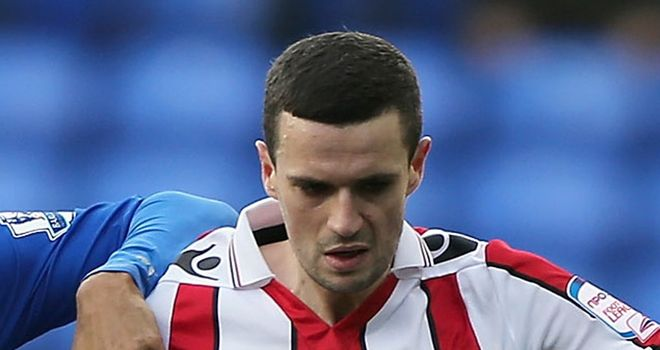 Jamie Murphy: Out with a hamstring problem