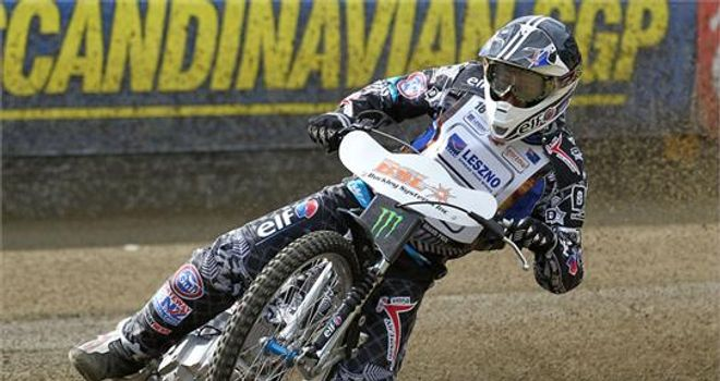 Jason Bunyan: Wild card for NZ Grand Prix