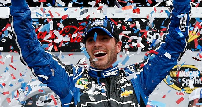Jimmie Johnson: An eighth victory at Dover International Speedway