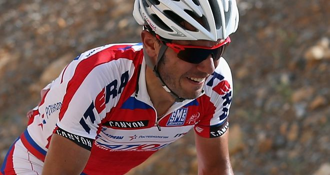 Joaquim Rodriguez finished second at the 2012 Giro