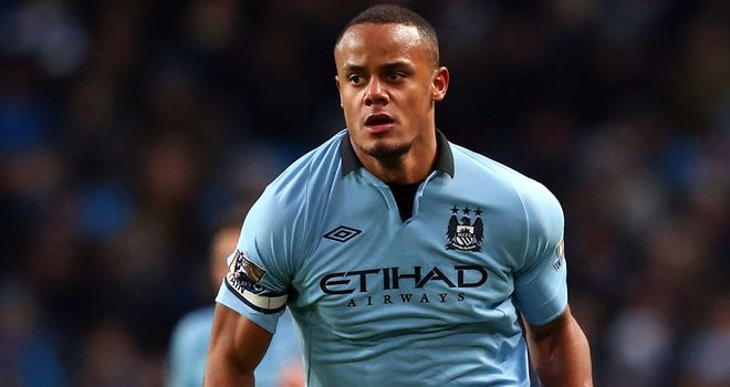 Vincent Kompany: First all that matters