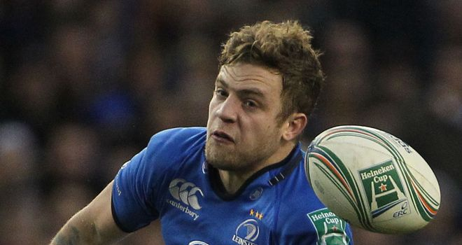 Ian Madigan: Pulled the strings for Leinster