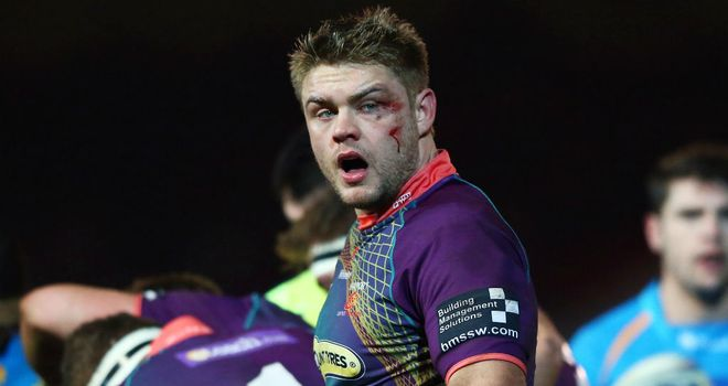 Lewis Evans: Returns to the Dragons line-up