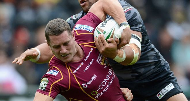 Luke O'Donnell: Huddersfield Giants forward wanted by NRL club Sydney Roosters