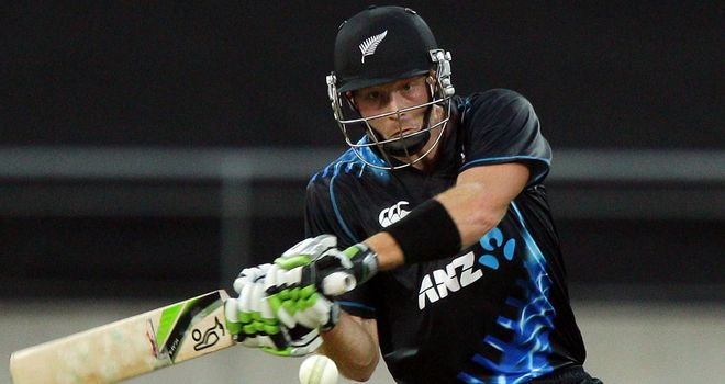 Martin Guptill: Will return to action following thumb surgery