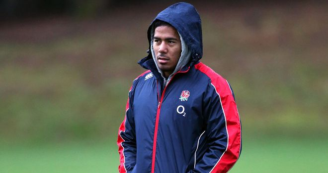 Manu Tuilagi returns to the England midfield for the France clash