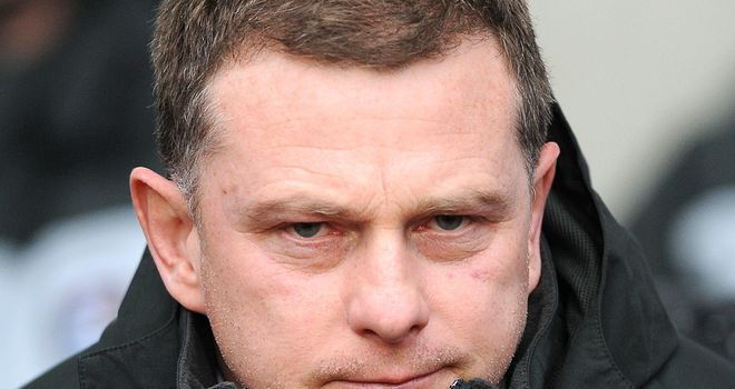 Mark Robins: Given permission to hold talks