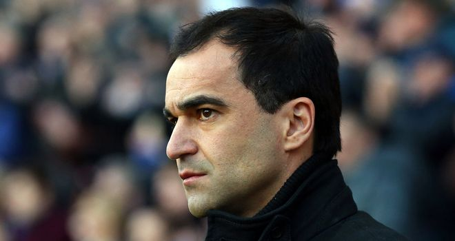 Roberto Martinez: Hoping for relief from league woes with Wigan
