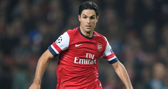 Mikel Arteta: Not happy with Arsenal season so far