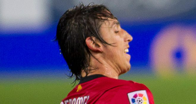 Pedro Geromel: Scored for Mallorca