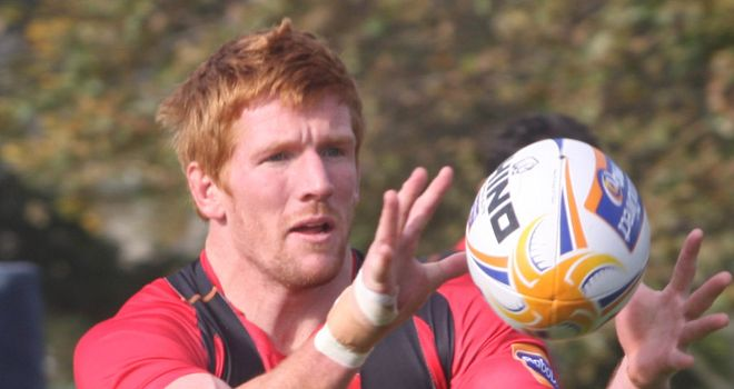Roddy Grant: Committed to Edinburgh cause