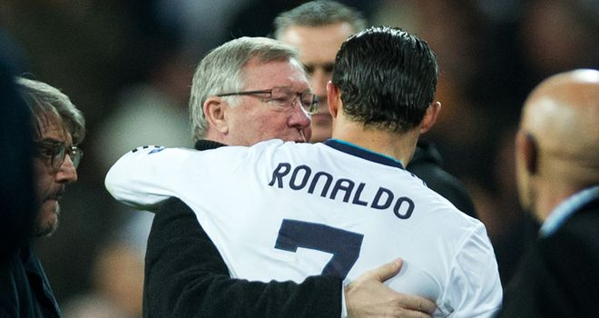 Cristiano Ronaldo: Returns to the club where he spent a glittering six seasons under Ferguson