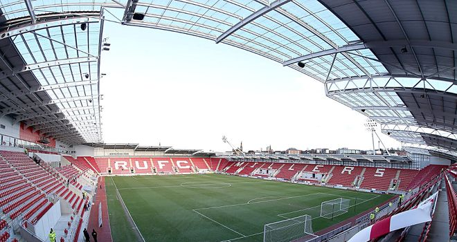 New York Stadium: Home to the Millers