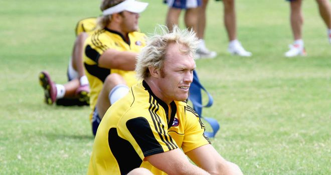 Schalk Burger: Out of the first three weeks of the Super Rugby season