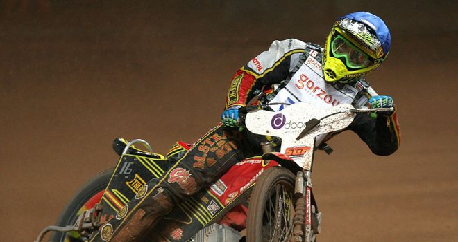 Scott Nicholls: Will compete in match races at Derwent Park.