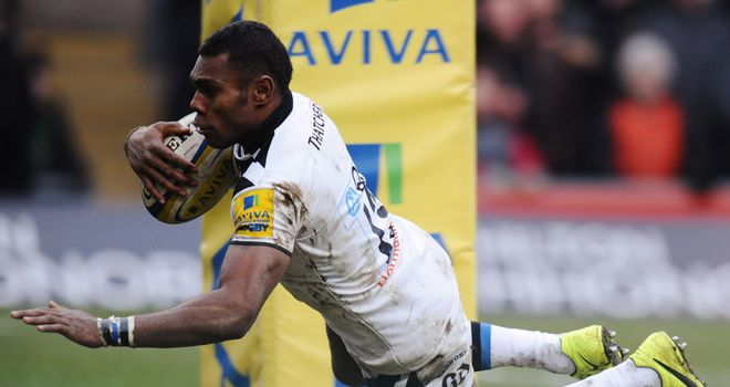 Semesa Rokoduguni: Six tries in 13 games for Bath
