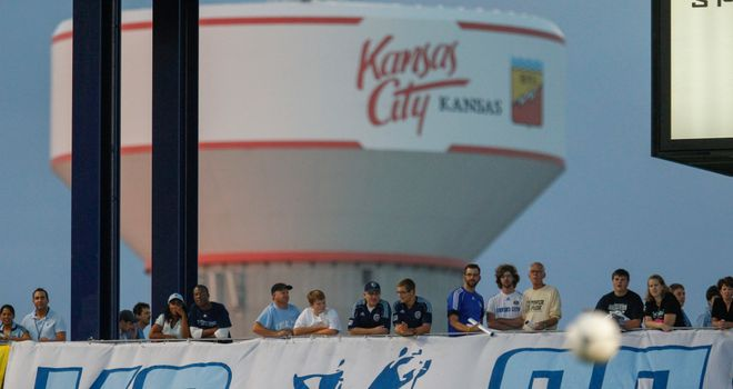 Kansas City leave it late to see off Real Salt Lake