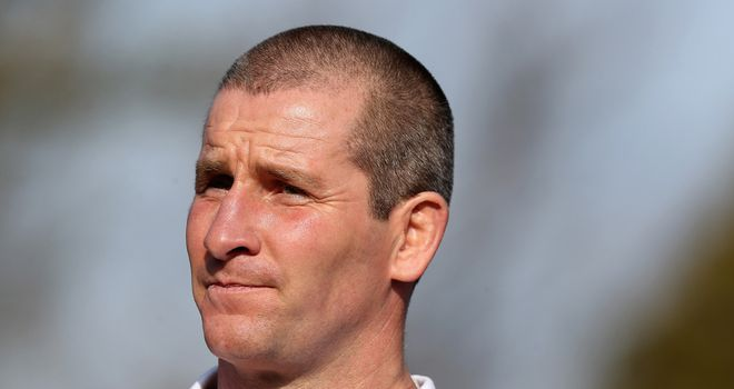 Stuart Lancaster: sticks to his guns against France