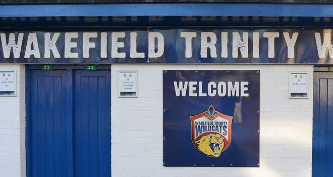 Wakefield Wildcats are looking for a new sponsor
