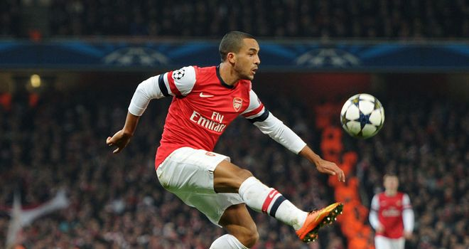 Theo Walcott: Keen for Arsenal to recover quickly from defeat to Bayern Munich