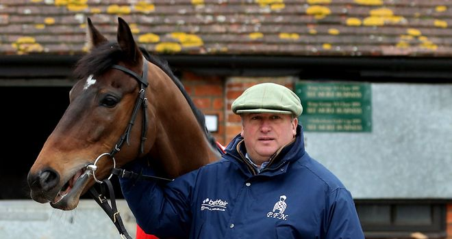 Paul Nicholls has no concerns over Ruby Walsh's decision