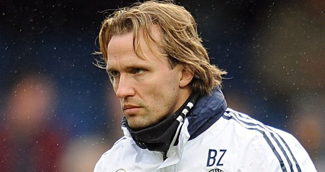 Boudewijn Zenden: Happy in his assistant manager role at Chelsea