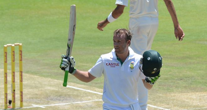 AB de Villiers: A century and a record-equalling 11 catches
