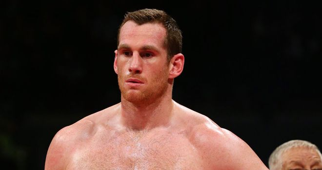 David Price: Suffered shock knockout defeat to Tony Thompson last time out