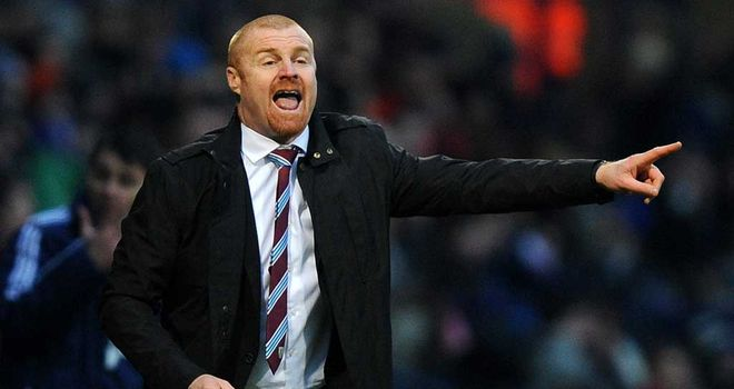 Sean Dyche: Not too down following Burnley's home draw with Middlesbrough