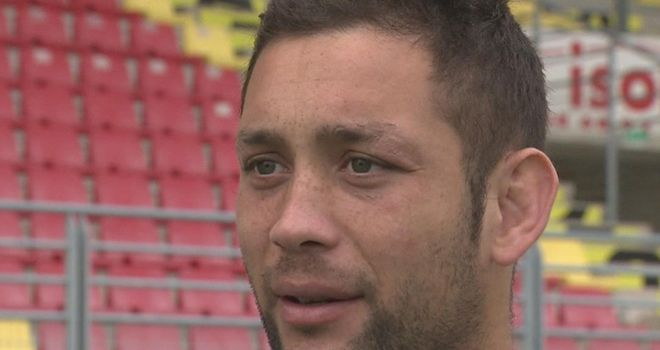 Olivier Elima: Catalan Dragons forward facing four months out
